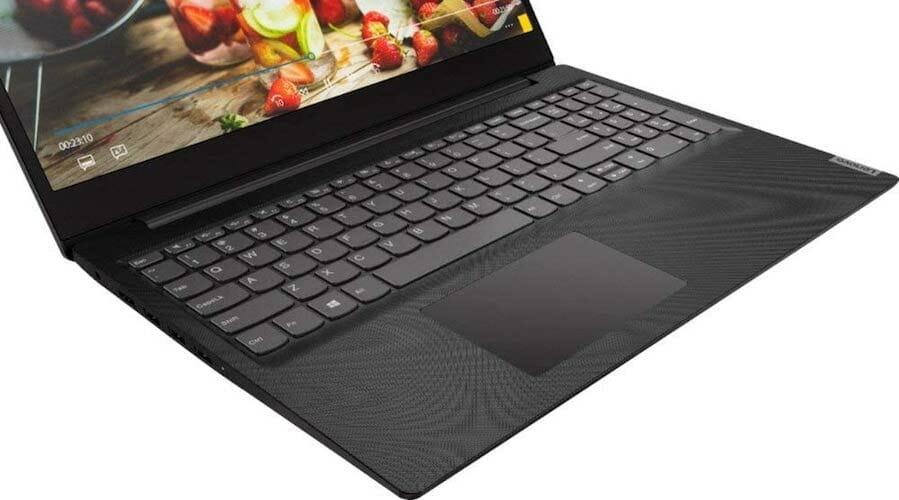 Lenovo IdeaPad S145 keyboard