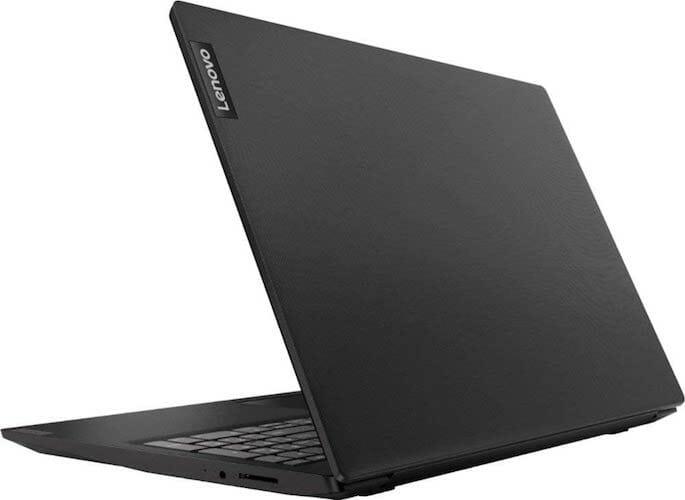 Lenovo IdeaPad S145 lid
