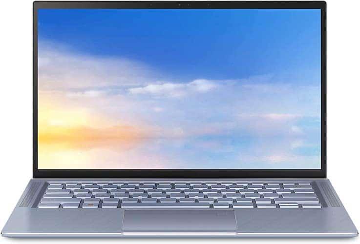 ASUS ZenBook 14 UX431FL-EH74 SCREEN