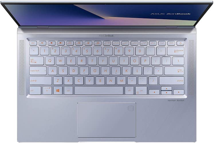 ASUS ZenBook 14 UX431FL-EH74 keyboard