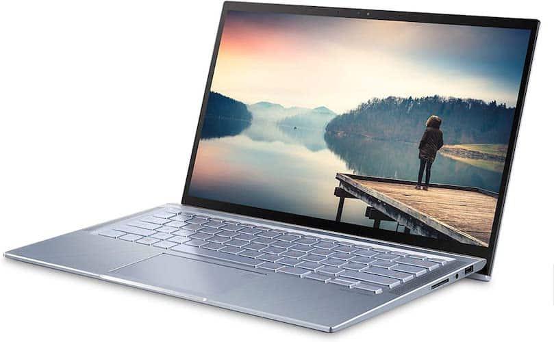 ASUS ZenBook 14 UX431FL-EH74 ports