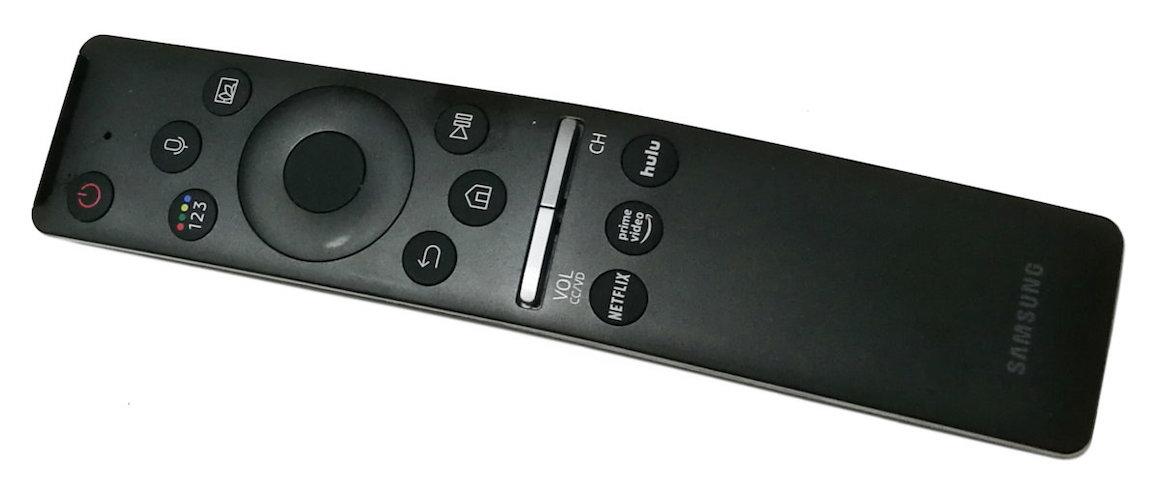 Samsung TU8000 (UN65TU8000FXZA) remote