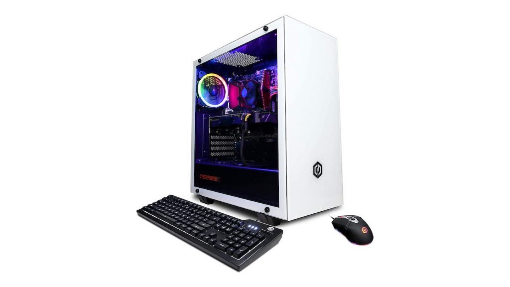 CyberpowerPC Gamer Extreme GXiVR8020A7