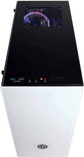CyberpowerPC Gamer Extreme GXiVR8020A7 ports