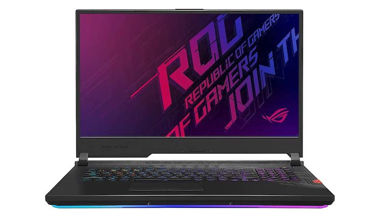 ASUS ROG Strix Scar 17 G732LWS-DS76 (2020) Review