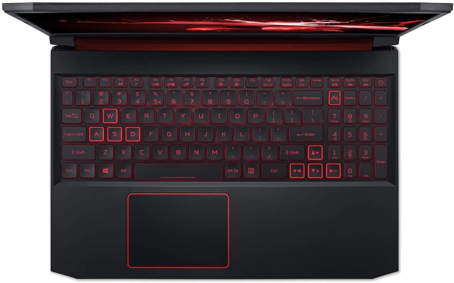 Acer Nitro 5 AN515-54-5812 keyboard