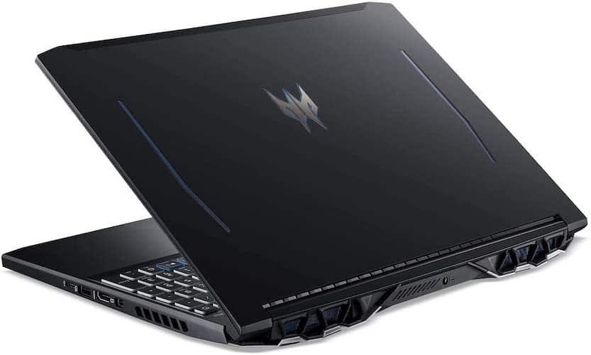 Acer Predator Helios 300 PH315-53-72XD lid