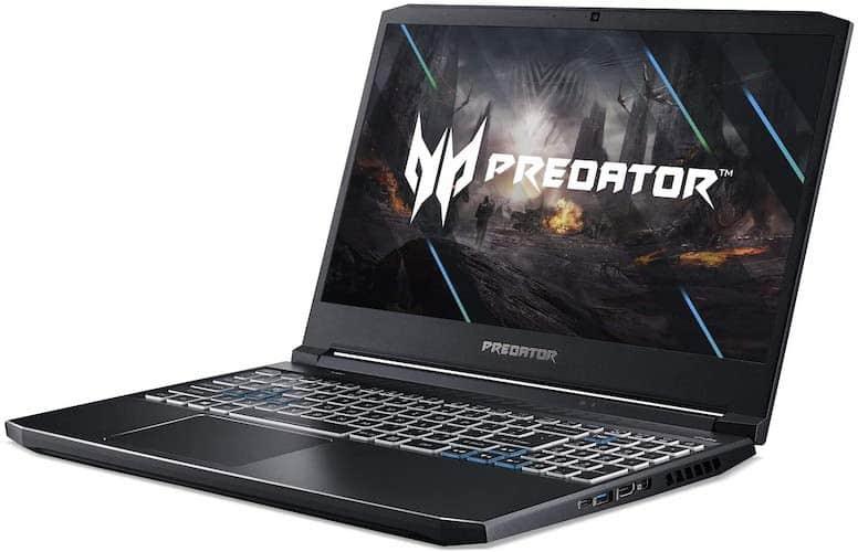 Acer Predator Helios 300 PH315-53-72XD screen