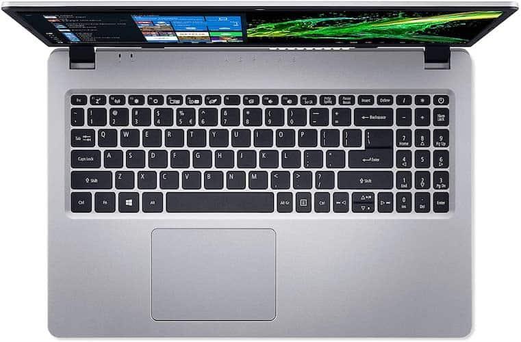 Acer Aspire 5 A515-44-R41B keyboard