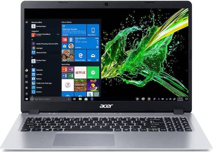 Acer Aspire 5 A515-44-R41B screen