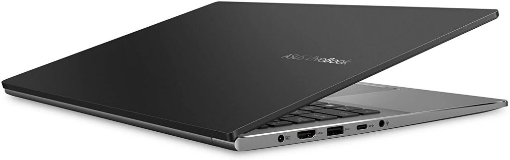 Asus VivoBook S433FA-DS51 ports