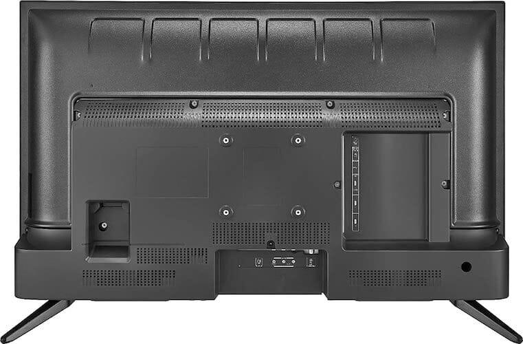 Toshiba TF-43A810U21 back