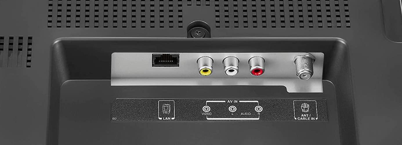 Toshiba TF-32A710U21 ports