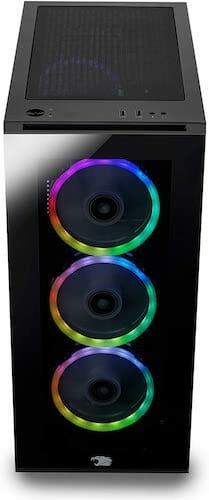 iBUYPOWER Pro Element MR9700v2 ports