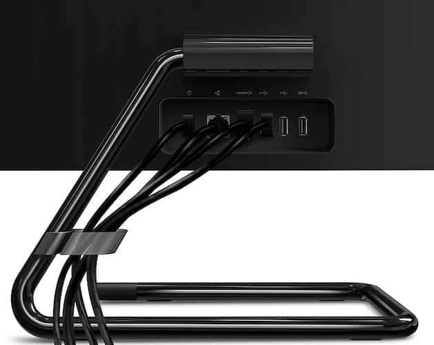 Lenovo IdeaCentre AIO 3 (F0EW005TUS) ports