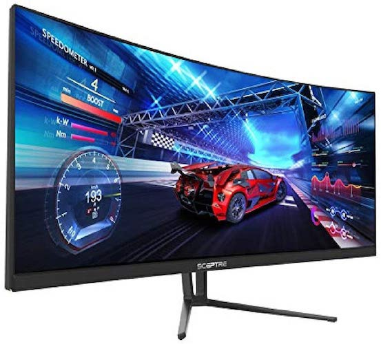 Sceptre C355W-3440UN screen