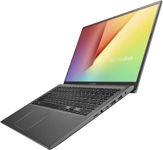ASUS VivoBook 15 (F512JA-AS54) ports