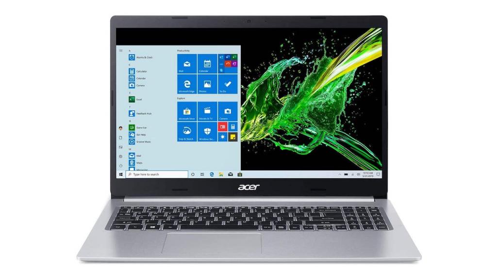 Acer Aspire 5 A515-55-378V Review