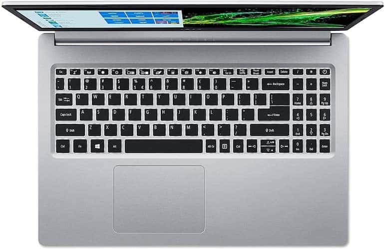 Acer Aspire 5 A515-55-378V keyboard