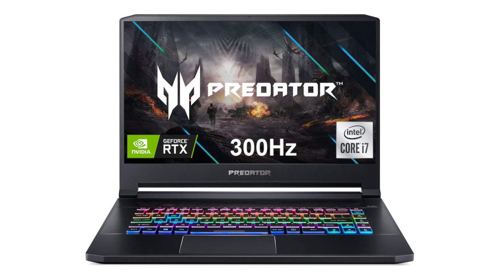 Acer Predator Triton 500 PT515-52-73L3 Review