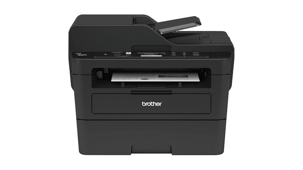 Brother DCP-L2550DW Review