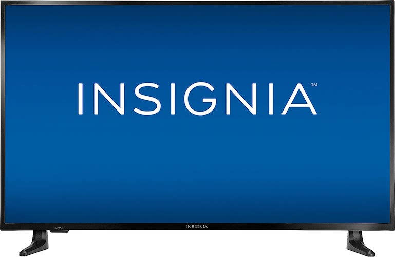 Insignia NS-50DF710NA21 SCREEN