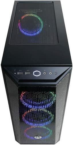 CyberpowerPC Gamer Xtreme VR GXiVR8060A10 ports