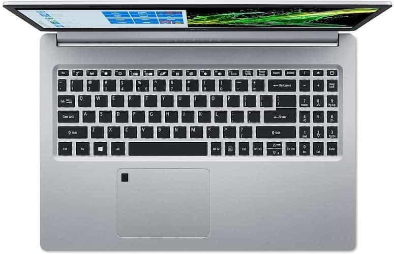 Acer Aspire 5 A515-55G-57H8 keyboard