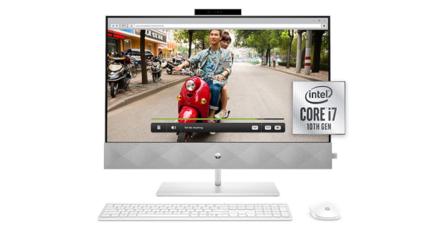 HP 27-d0072 All-in-One PC Review