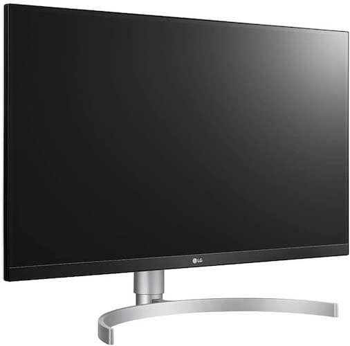 LG 27UN850-W screen