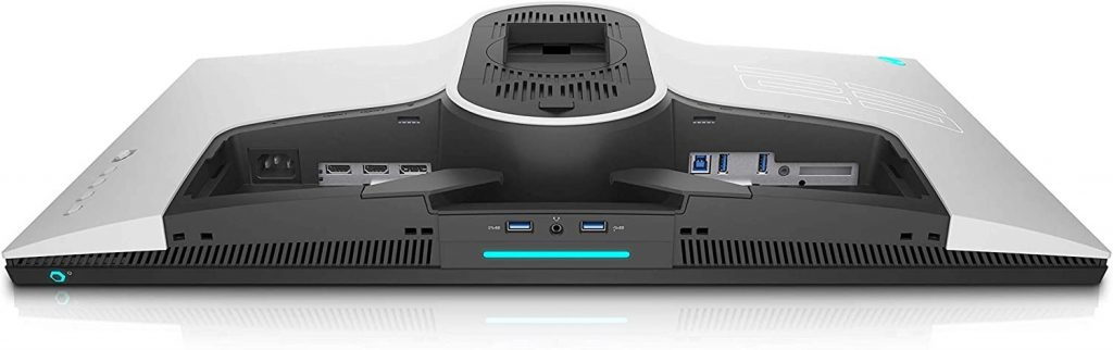 Alienware AW2721D ports