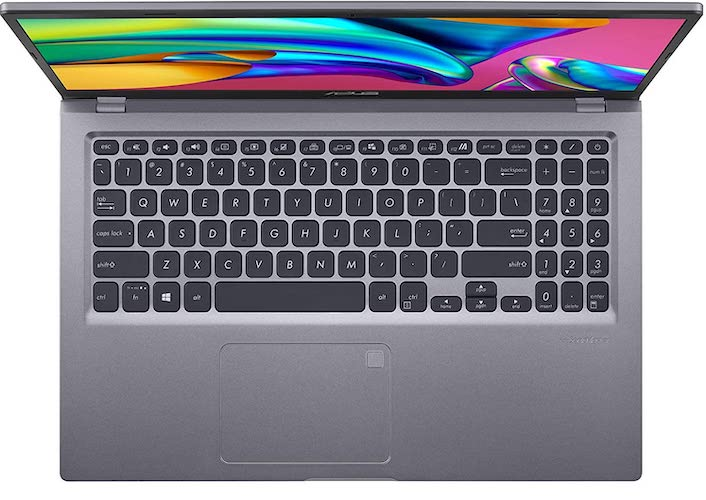 Asus VivoBook F515JA-AH31 keyboard