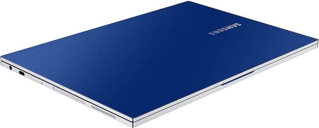 Samsung Galaxy Book Flex lid