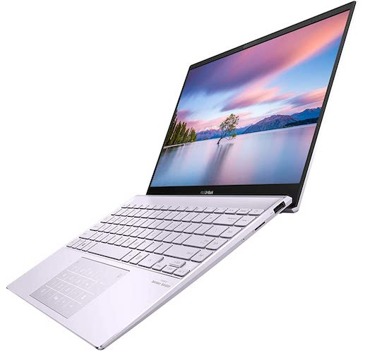 ASUS ZenBook 13 UX325JA-AB51 ports