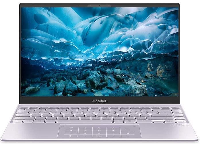 ASUS ZenBook 13 UX325JA-AB51 screen
