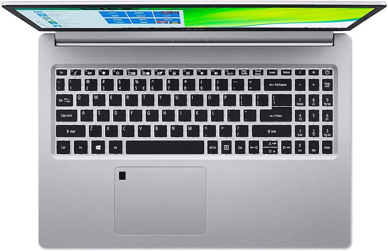 Acer Aspire 5 A515-46-R14K keyboard