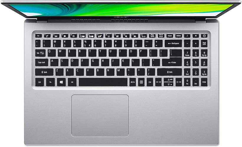 Acer Aspire 5 A515-56-363A keyboard