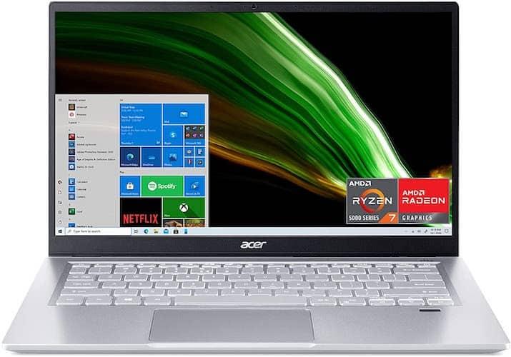 Acer Swift 3 (SF314-43-R2YY, AMD) screen