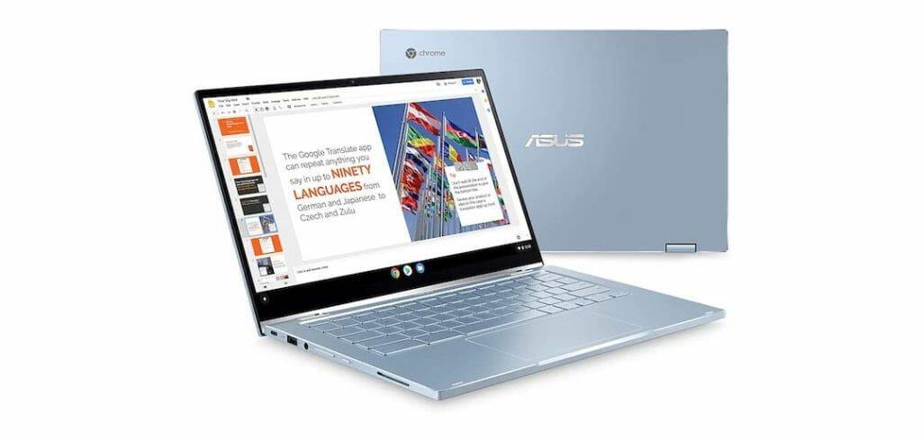 Asus Chromebook Flip C433 C433TA-AS384T Review