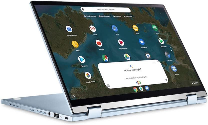 Asus Chromebook Flip C433 C433TA-AS384T Review ports