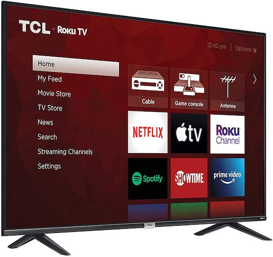 TCL 50S435 front