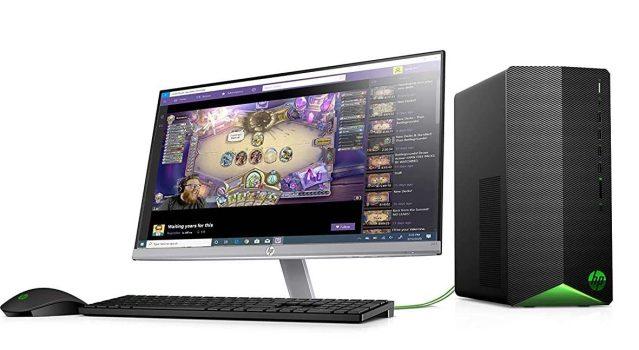 2021 Newest HP Pavilion Gaming Desktop Review