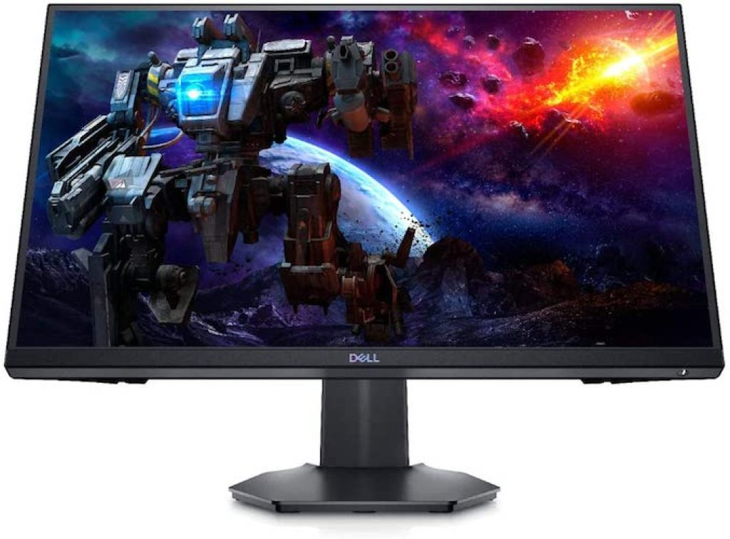 Dell S2421HGF design