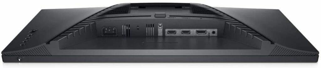Dell S2421HGF ports
