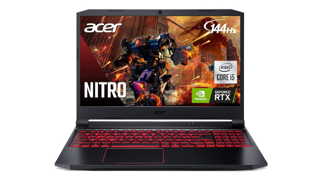 Acer Nitro 5 AN517-54-77KG Review