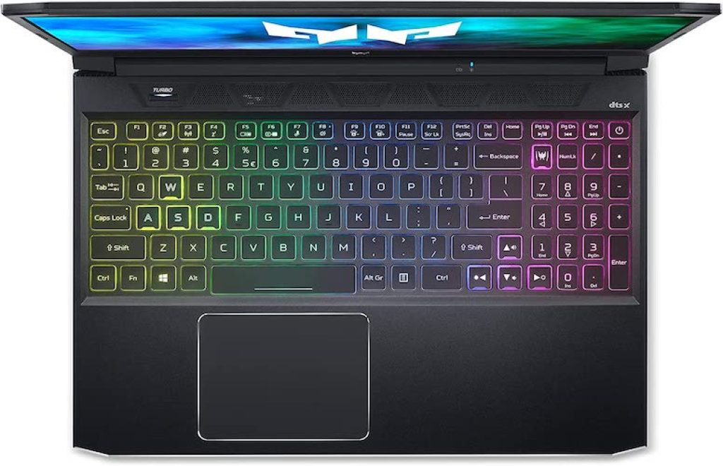 Acer Predator Helios 300 PH315-54-760S keyboard