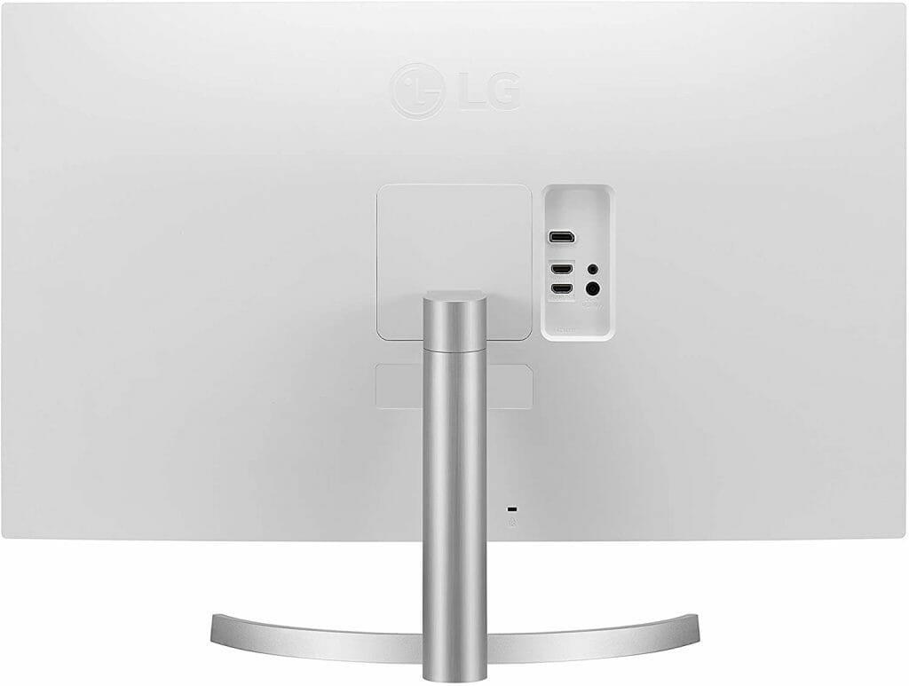 LG 32UN500-W ports
