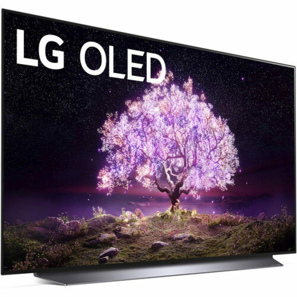 LG OLED65C1PUB OLED side
