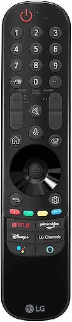 LG OLED65C1PUB remote