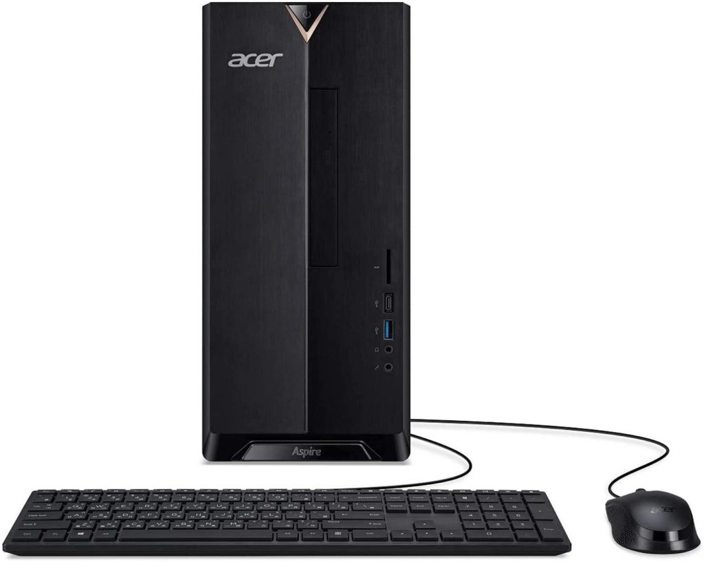 Acer Aspire TC-895-UA91 design